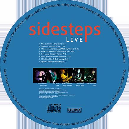 Sidesteps- LIVE 2019
